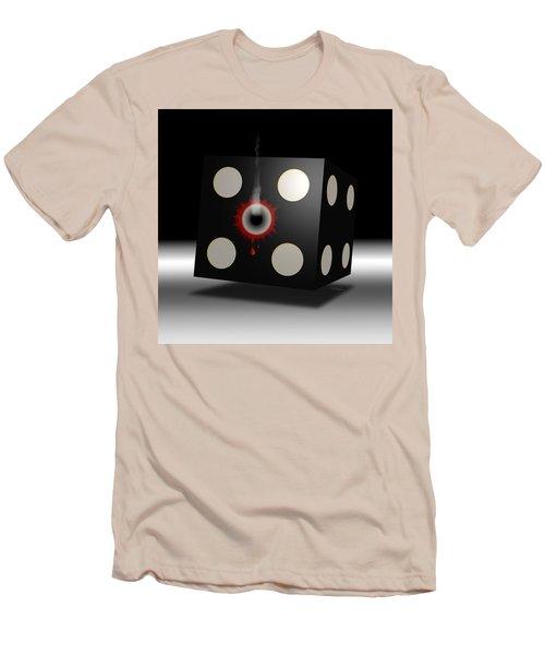 Five Die Men's T-Shirt (Athletic Fit)
