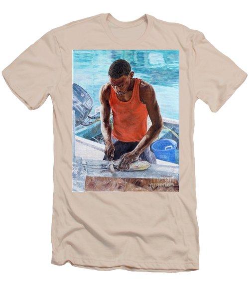 Dockside Men's T-Shirt (Athletic Fit)