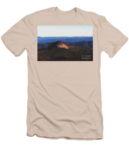 Men's T-Shirt (Slim Fit) featuring the photograph Dome Top by Debra Crank