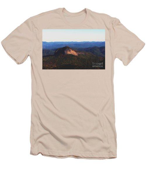 Dome Top Men's T-Shirt (Slim Fit) by Debra Crank