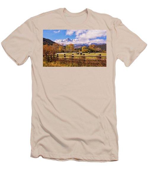 Double Rl Ranch Men's T-Shirt (Athletic Fit)