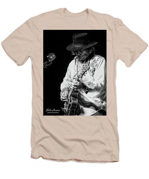 Dr. Phil Bw Men's T-Shirt (Slim Fit) by John Loreaux