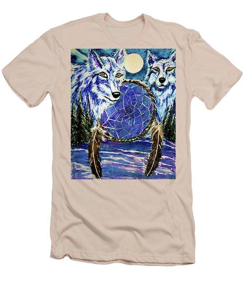 Dream Catcher Men's T-Shirt (Athletic Fit)