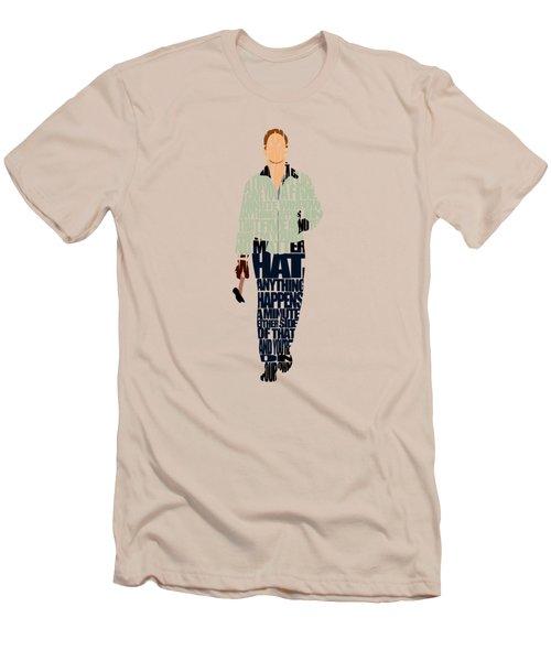 Driver - Ryan Gosling Men's T-Shirt (Athletic Fit)