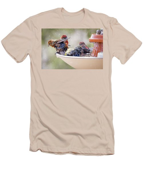Drying Men's T-Shirt (Athletic Fit)