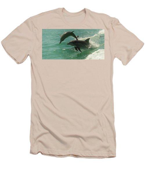 Duet Men's T-Shirt (Athletic Fit)