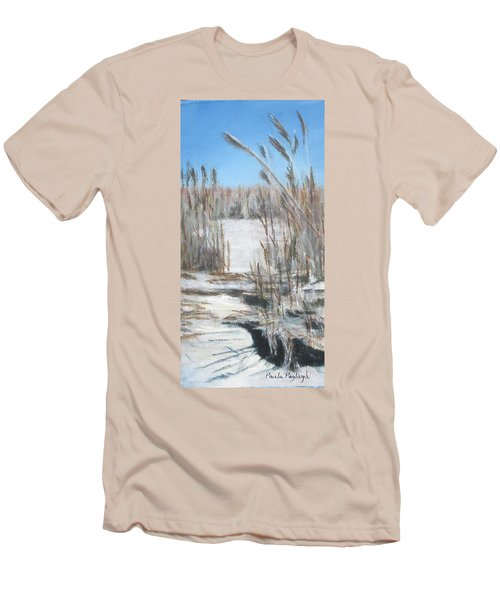 East Point Beach Men's T-Shirt (Athletic Fit)