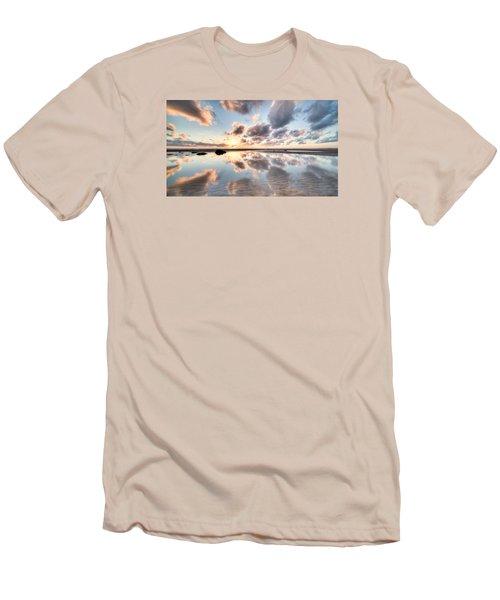 Elliott Calling #1 Men's T-Shirt (Athletic Fit)