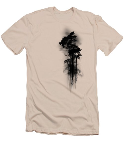 Enchanted Forest Men's T-Shirt (Slim Fit) by Nicklas Gustafsson