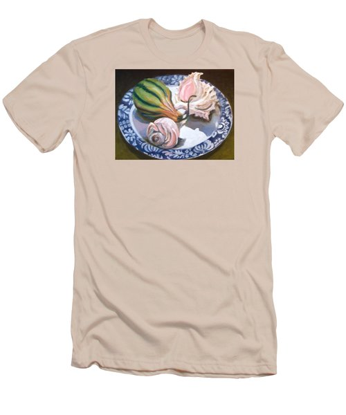End Of Summer Men's T-Shirt (Slim Fit) by Laura Aceto