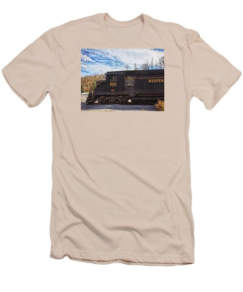 Engine 501 Men's T-Shirt (Athletic Fit)