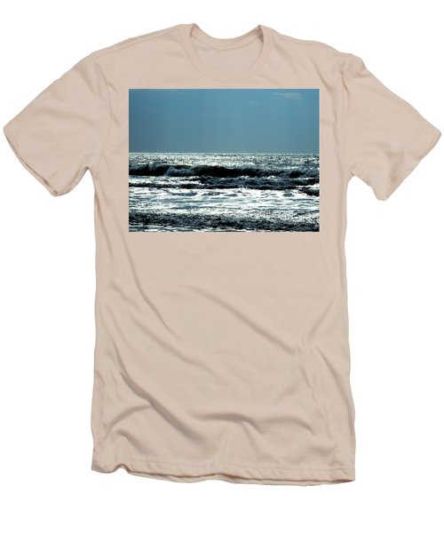 Men's T-Shirt (Slim Fit) featuring the photograph Evening Light by Cathy Harper