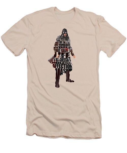 Ezio Auditore Da Firenze Men's T-Shirt (Athletic Fit)