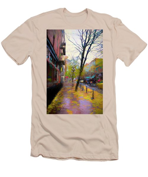 Fall Days Men's T-Shirt (Athletic Fit)