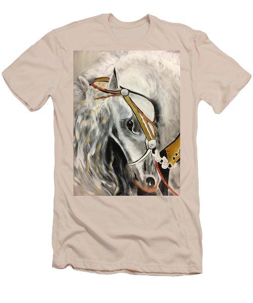 Fantasy Horse Men's T-Shirt (Athletic Fit)