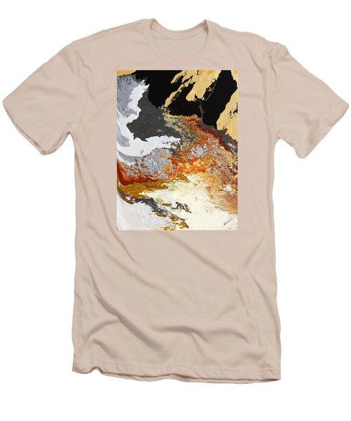 Fathom Men's T-Shirt (Slim Fit) by Ralph White