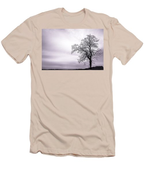 February Morning Men's T-Shirt (Athletic Fit)