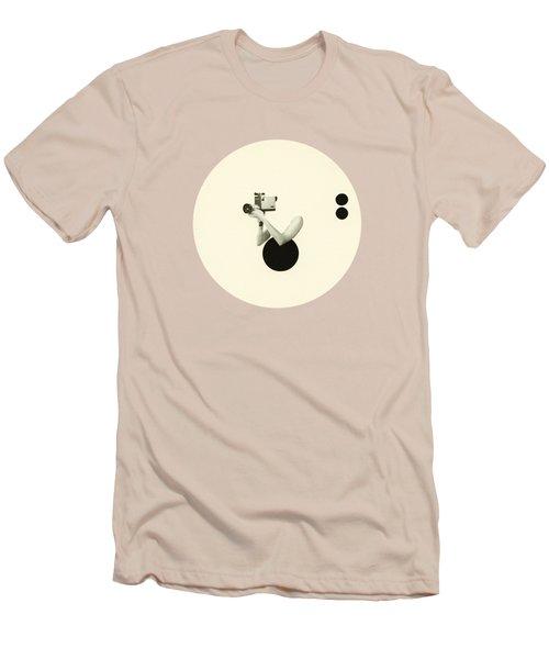 Film Noir Men's T-Shirt (Athletic Fit)