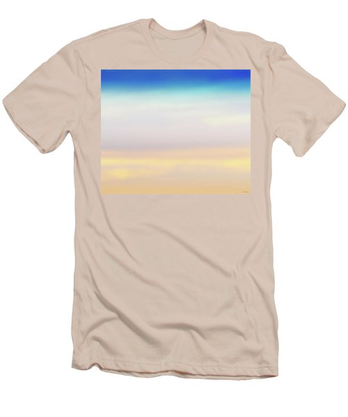 Fishers Sky Men's T-Shirt (Slim Fit) by Glenn Gemmell