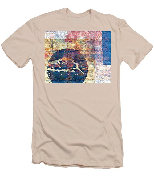 Flag Men's T-Shirt (Athletic Fit)