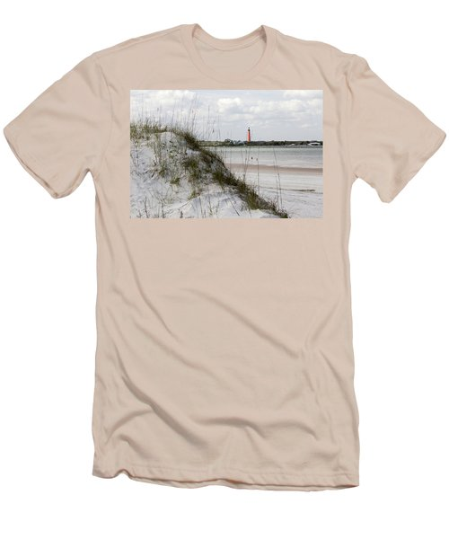 Florida Lighthouse Men's T-Shirt (Athletic Fit)