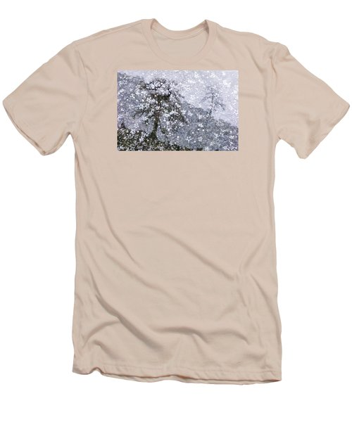 Flower Shower Men's T-Shirt (Athletic Fit)