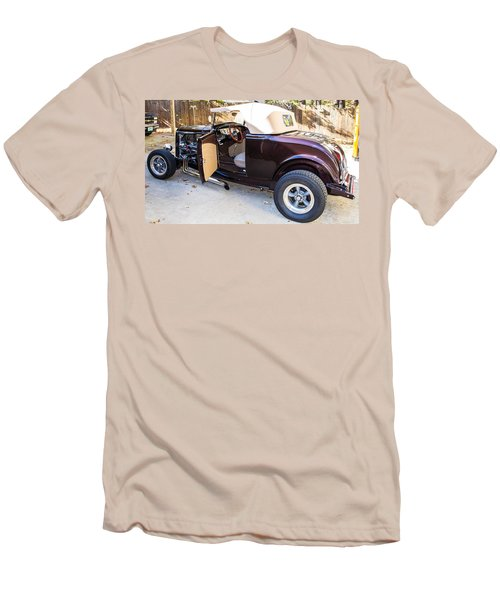 Ford Coupe Men's T-Shirt (Athletic Fit)