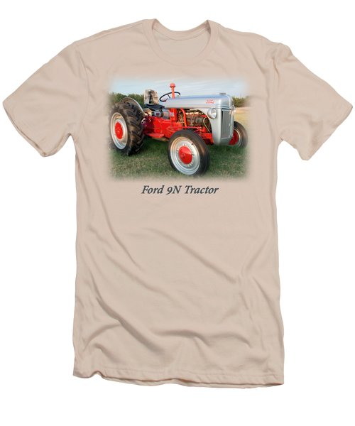 Ford  Tractor T Shirt  Men's T-Shirt (Athletic Fit)