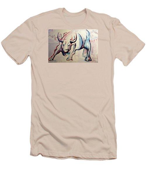 Foundation Of Finance Men's T-Shirt (Slim Fit) by John Jr Gholson