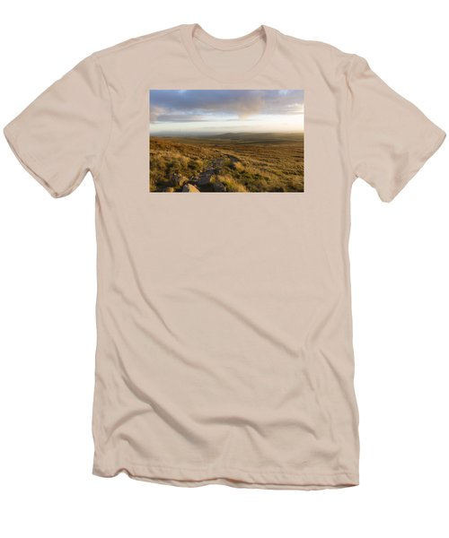 From The Black Mountain Men's T-Shirt (Athletic Fit)