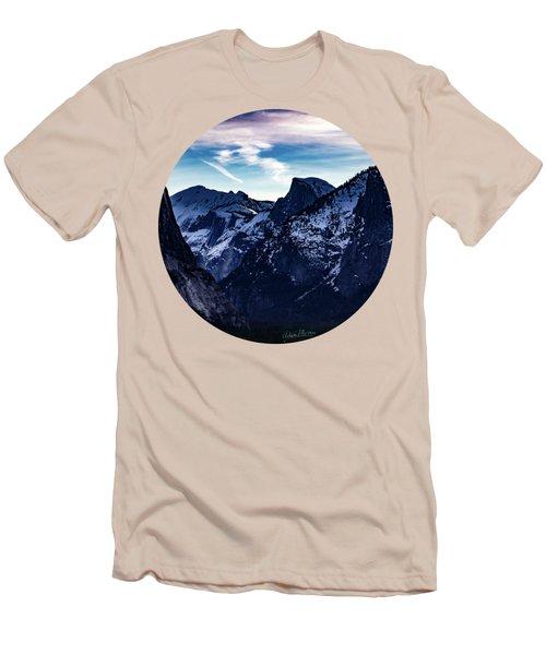 Frozen Men's T-Shirt (Slim Fit) by Adam Morsa