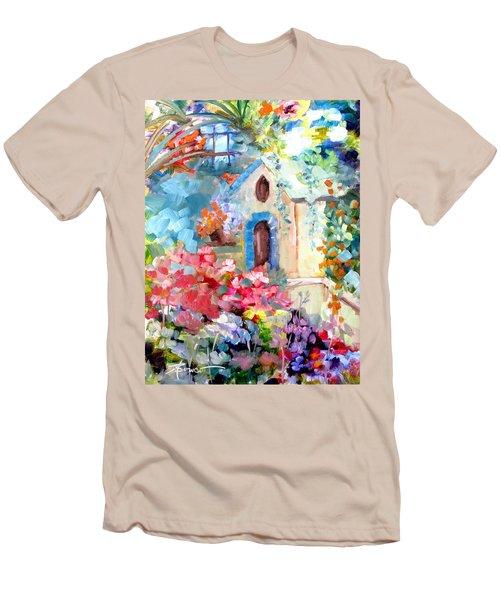 Garden Door  Men's T-Shirt (Athletic Fit)