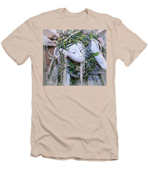 Garden Fairy Men's T-Shirt (Slim Fit)