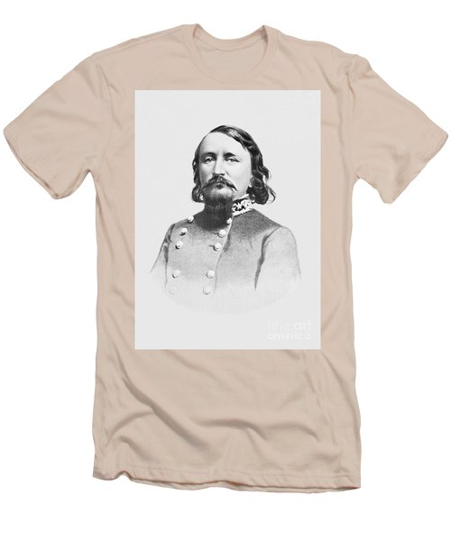 General Pickett - Csa Men's T-Shirt (Athletic Fit)