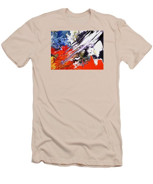 Genesis Men's T-Shirt (Slim Fit) by Ralph White