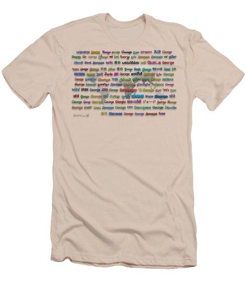 George Men's T-Shirt (Athletic Fit)