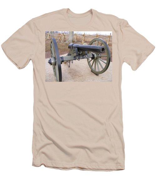 Gettysburg Cannon Men's T-Shirt (Athletic Fit)