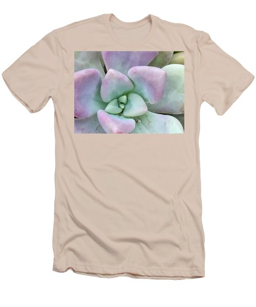 Ghost Plant Men's T-Shirt (Slim Fit) by Russell Keating
