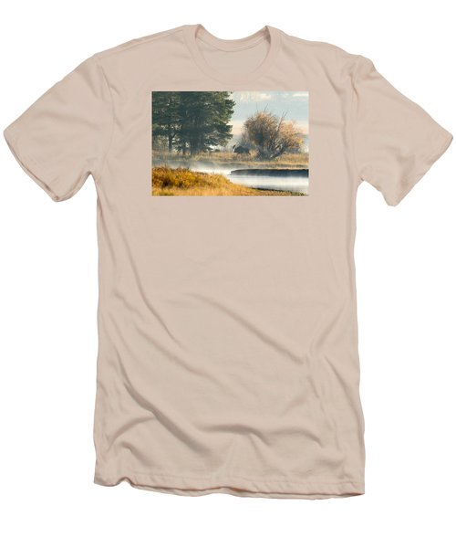 Going Bye Bye Men's T-Shirt (Athletic Fit)