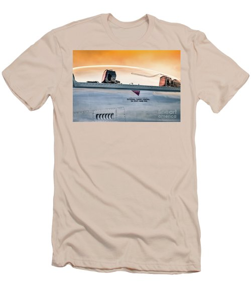 Golden Sky Men's T-Shirt (Slim Fit) by Lawrence Burry
