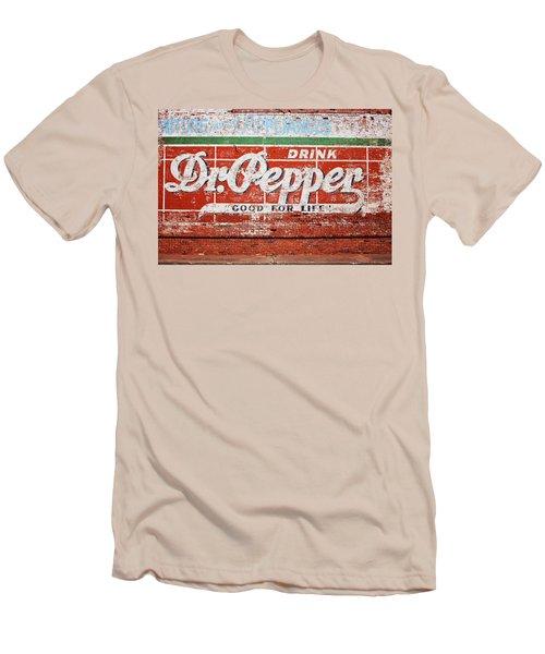 Good For Life  Men's T-Shirt (Slim Fit) by Toni Hopper