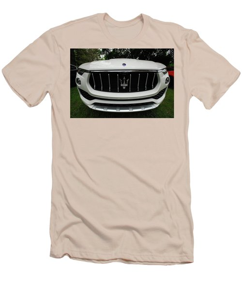 Men's T-Shirt (Athletic Fit) featuring the photograph Got A Whale Of A Tale To Tell by John Schneider