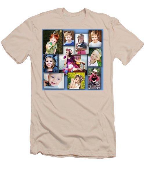 Grandkidz Men's T-Shirt (Athletic Fit)