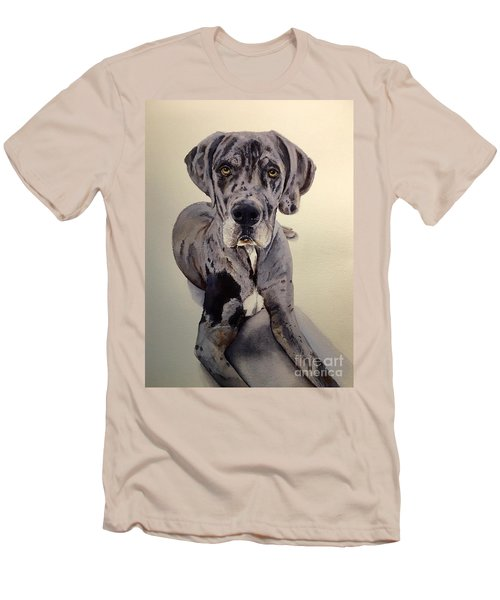 Great Dane Men's T-Shirt (Athletic Fit)