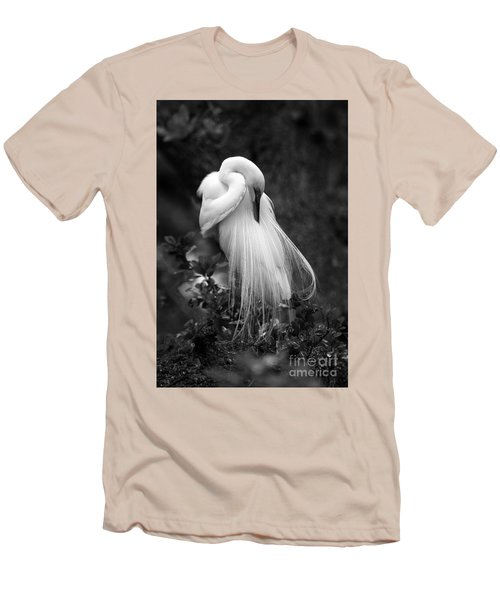 Zen Tree  Men's T-Shirt (Athletic Fit)