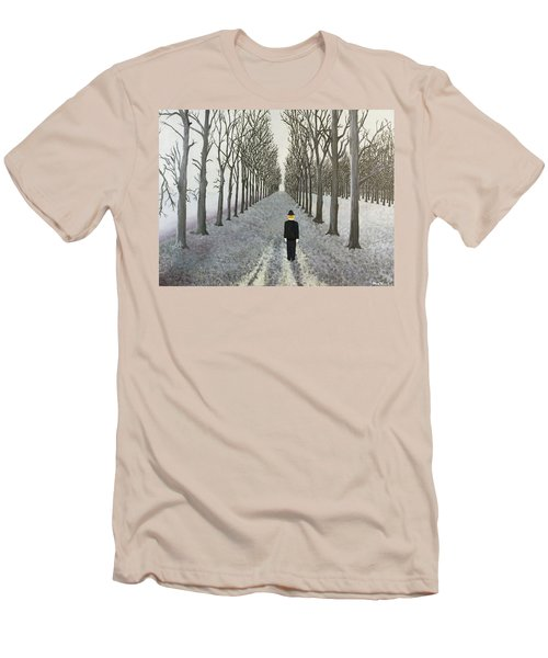 Grey Day Men's T-Shirt (Athletic Fit)