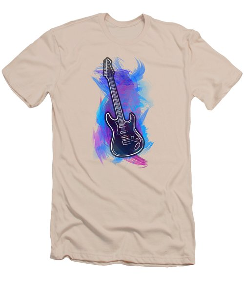 Guitar Craze Men's T-Shirt (Athletic Fit)