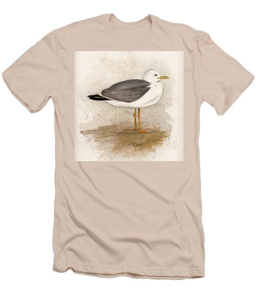 Gull Men's T-Shirt (Athletic Fit)