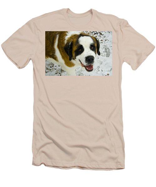 Happy Tank Men's T-Shirt (Athletic Fit)