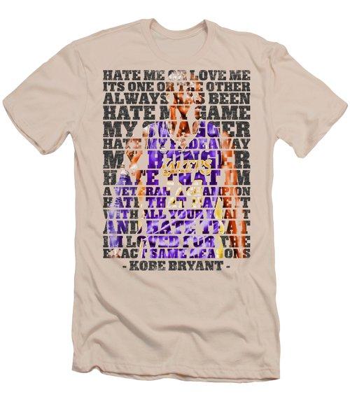 Hate Me Men's T-Shirt (Athletic Fit)